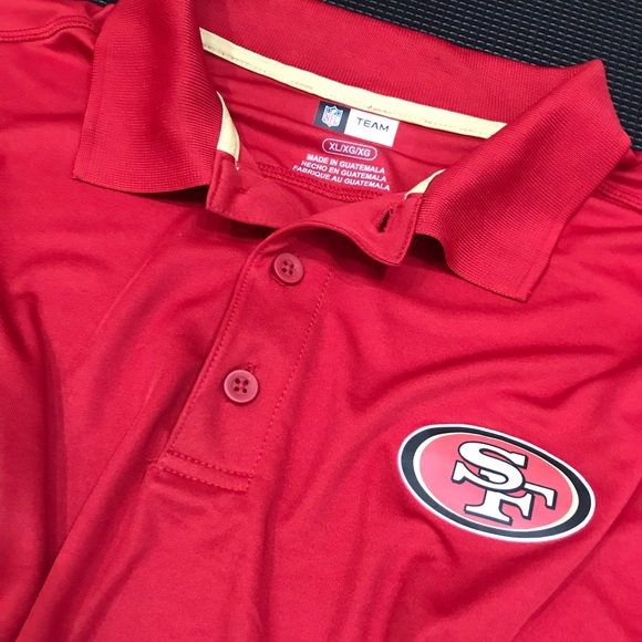 850f7b0b Price Drop ⚠️[NFL] Men's San Francisco 49ers Polo